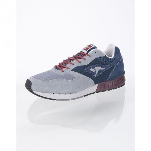 Omnicoil Sneaker Dress Blue/ Barn Red