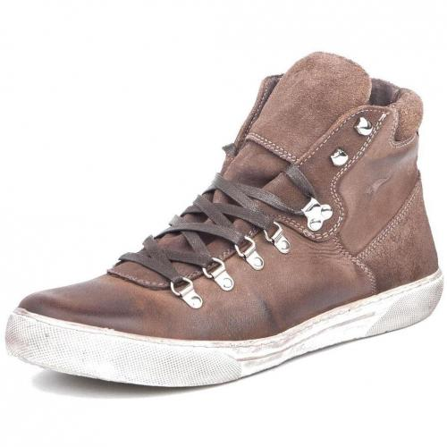 Primo Schuhe Brown