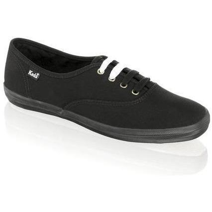 Champion Sneaker Keds schwarz