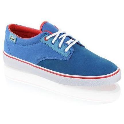 Barbados Sneaker Lacoste blau