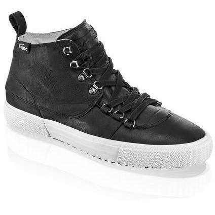 Bruton Sneaker Lacoste schwarz