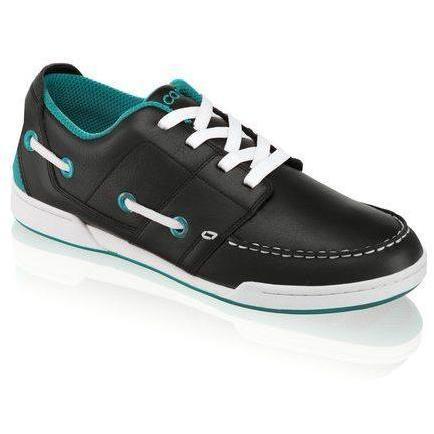 Cabestan Twin Sneaker Lacoste schwarz