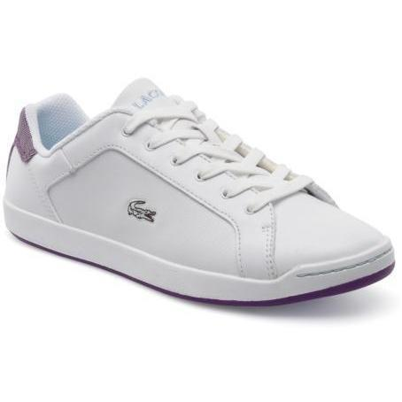 reputable site fb0ee 1c2e2 Lacoste - Carnaby Bl by Lacoste - Sneakers für Damen / weiß
