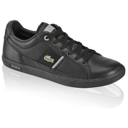 Europe Sneaker Lacoste schwarz kombiniert