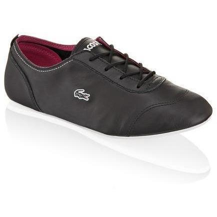 Lauriston Sneaker Lacoste schwarz