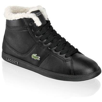 Observe Sneaker Lacoste schwarz