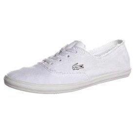 Lacoste SOLANO Sneaker low white/ light blue
