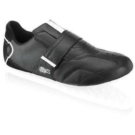 Swerve Sneaker Lacoste schwarz