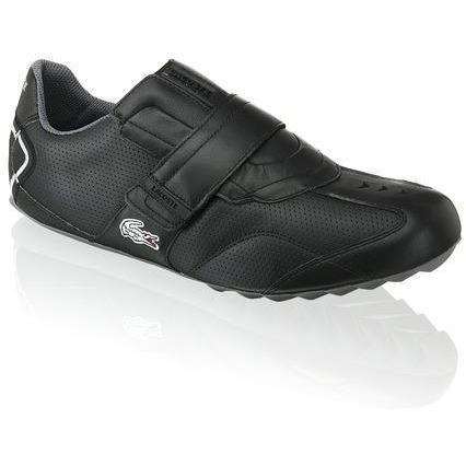 Swerve Sneaker Lacoste schwarz kombiniert