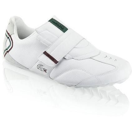 Swerve Sneaker Lacoste weiss kombiniert
