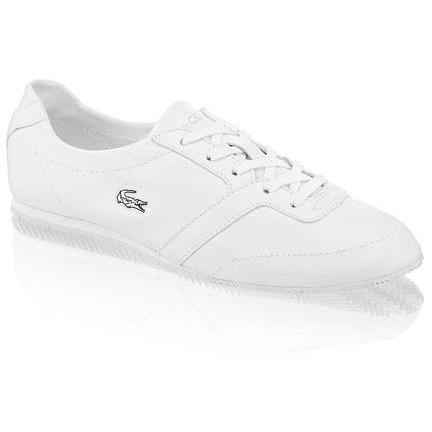 Vallejo Sneaker Lacoste weiss