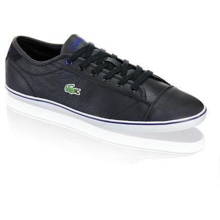 Wyken Sneaker Lacoste schwarz kombiniert