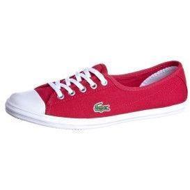 Lacoste ZIANE CA Sneaker low red/white