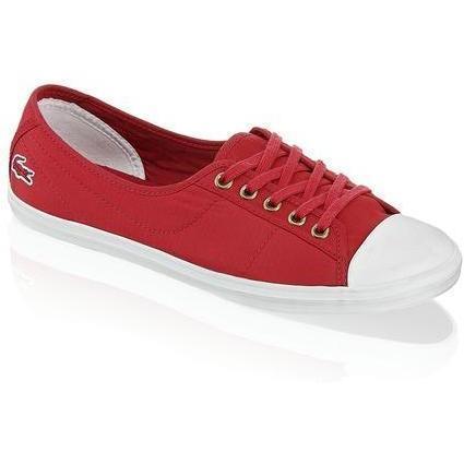 Ziane Sneaker Lacoste rot
