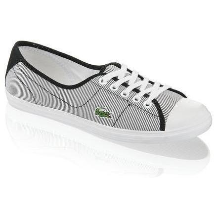 Ziane Sneaker Lacoste schwarz