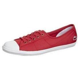 Lacoste ZIANE Sneaker low red