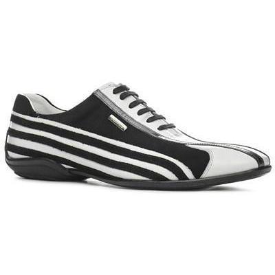 Schuhe black-white 67915/265/90