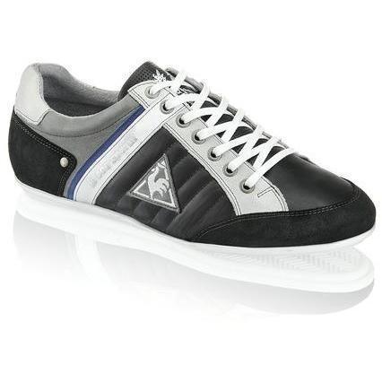 Auxerre Sneaker Le Coq Sportif schwarz