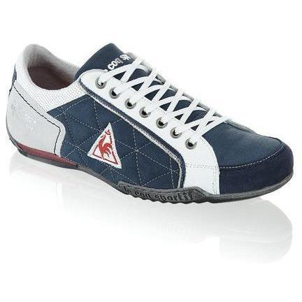 Cannet Sneaker Le Coq Sportif blau kombiniert