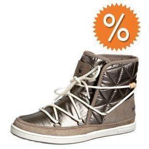 le coq sportif VALETTE NYLON MOONSNEAKER Sneaker taupe grey