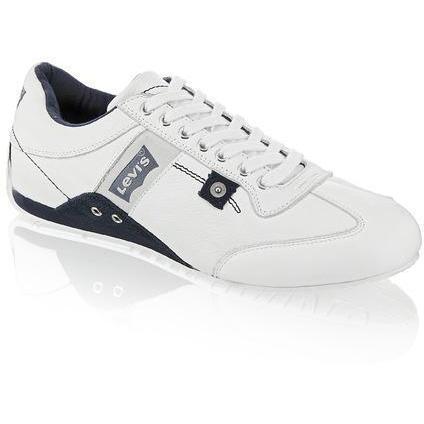 Rouge Rivet Sneaker Levi's weiss