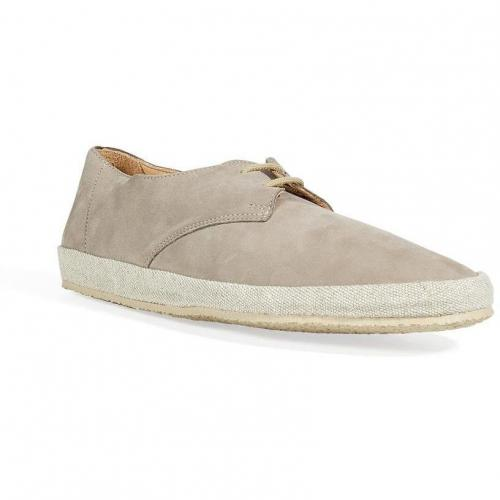 Tobacco Suede Andalusian Sneakers