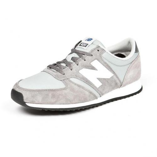 new balance weiß grau