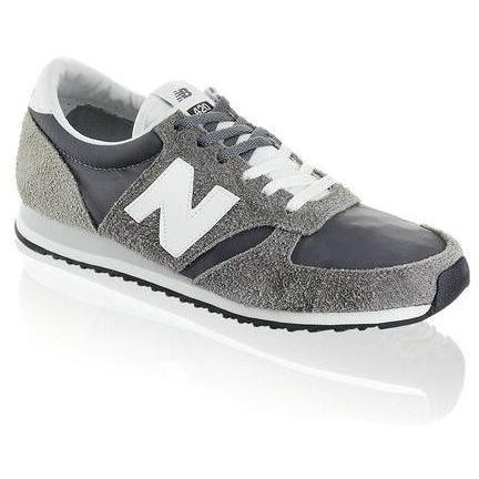 New Balance Grau