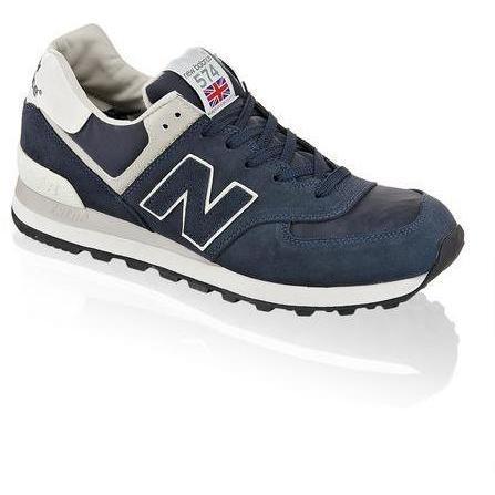 574 Sneaker New Balance blau