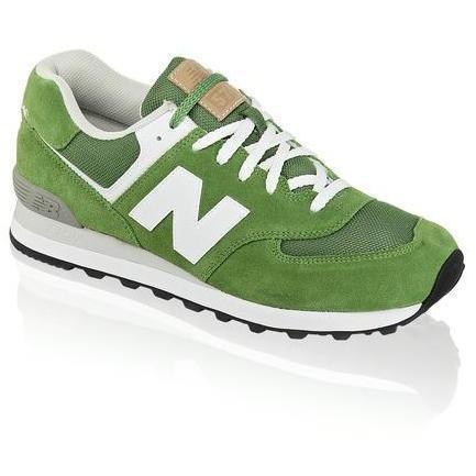 574 Sneaker New Balance grün