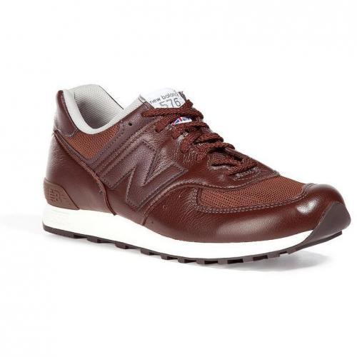 Medium Brown Sneakers
