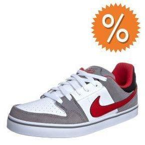Nike 6.0 MOGAN Sneaker light charcoal / sport redwhite