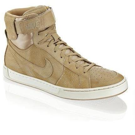 Air Flytop Sneaker Nike beige