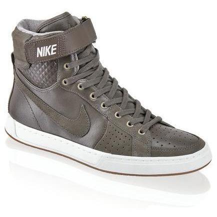 Air Flytop Sneaker Nike dunkelbraun