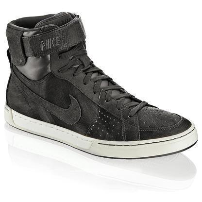 Air Flytop Sneaker Nike schwarz