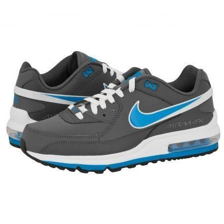 1fa297c1063034 Nike Air Max Ltd II Sneakers Dark GreyBlueWhite