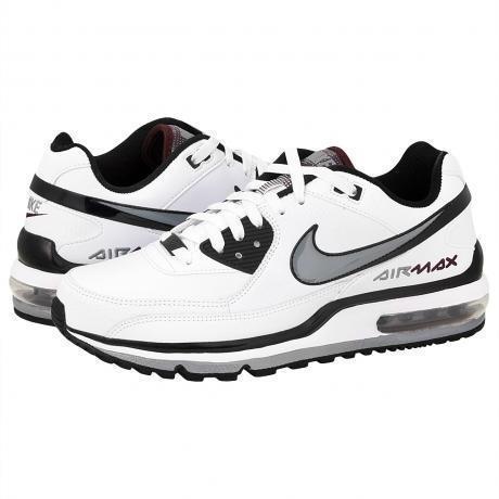 a40fbafbdec81 Nike Air Max LTD II Sneakers White Stealth Black Deep Burgundy