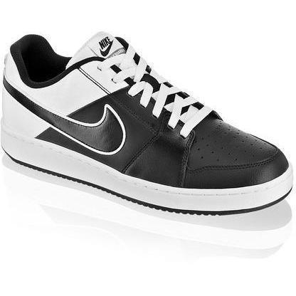 Backboard Sneaker Nike schwarz