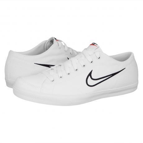 Nike Capri Canvas Sneakers White/Black/Soft Grey