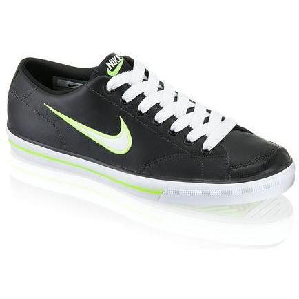Capri Sneaker Nike schwarz