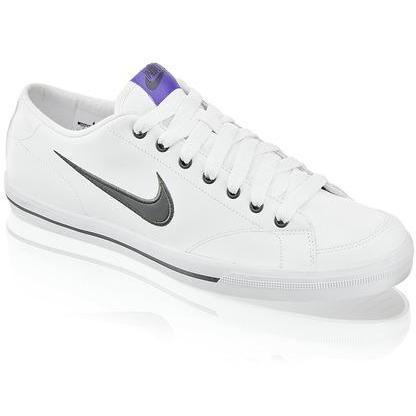 Capri Sneaker Nike weiss