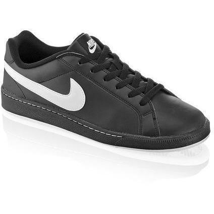 court Majestic Sneaker Nike schwarz