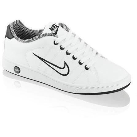 Court Tradition Sneaker Nike weiss
