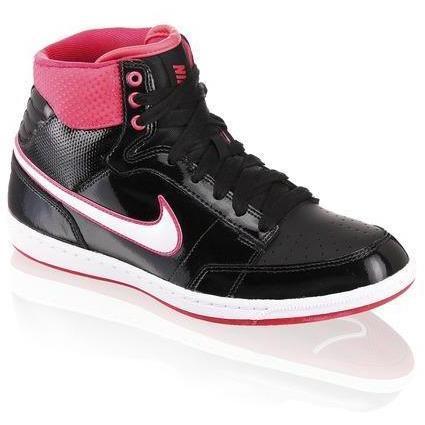 Double Team Sneaker Nike schwarz