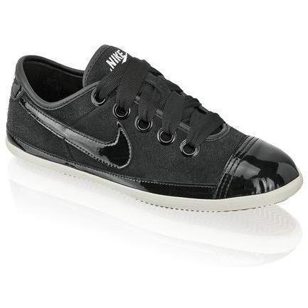 Flash Sneaker Nike schwarz