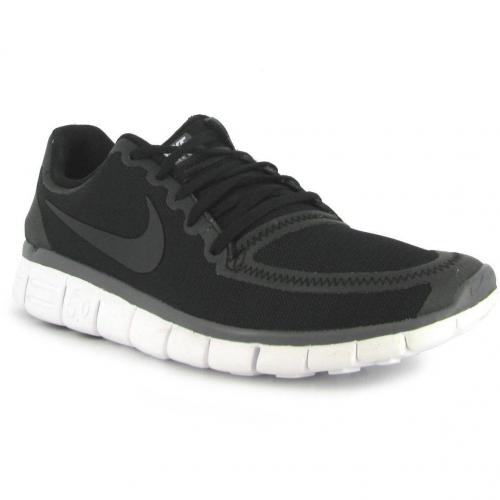 Nike Free 5.0 V4 black black white