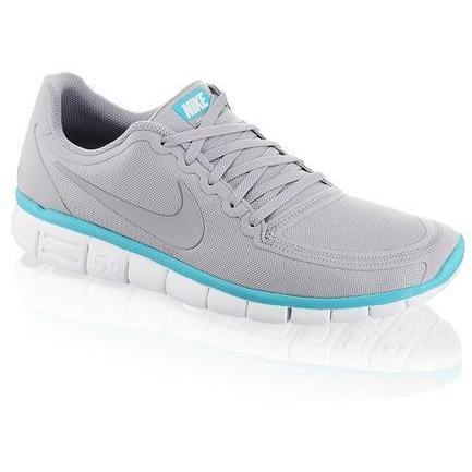 Nike Free 5.0 V4 Sneaker Nike grau kombiniert