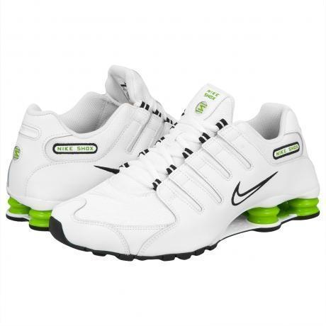 Nike Shox NZ Sneakers White/Black