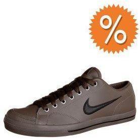 Nike Sportswear NIKE CAPRI Sneaker iron stone/black metallic/silver iron stone