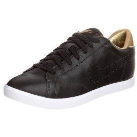 Nike Sportswear RACQUETTE Sneaker low black/gold